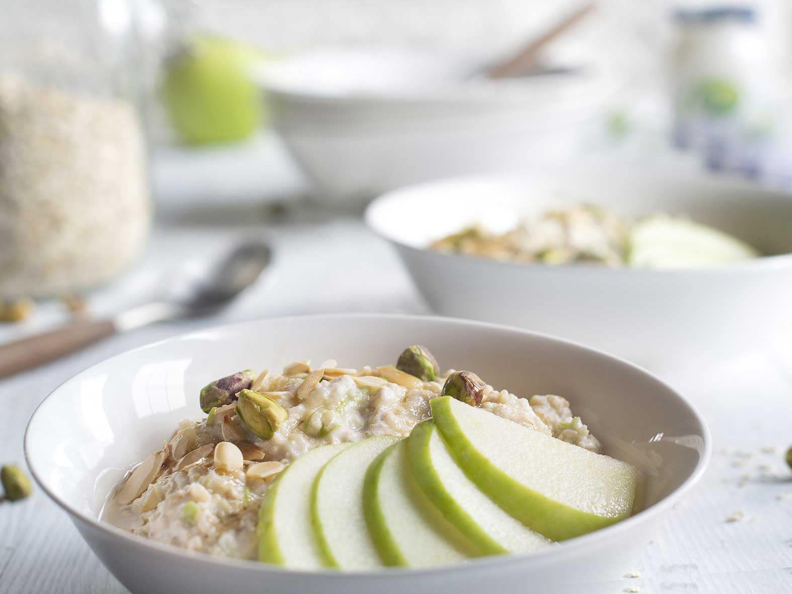 Original Bircher muesli-bowl