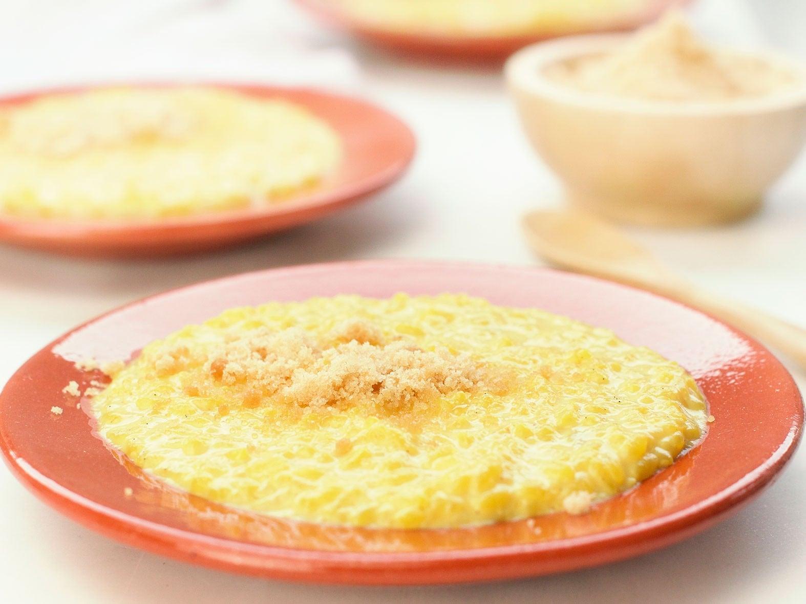 Lactosevrije rijstpap